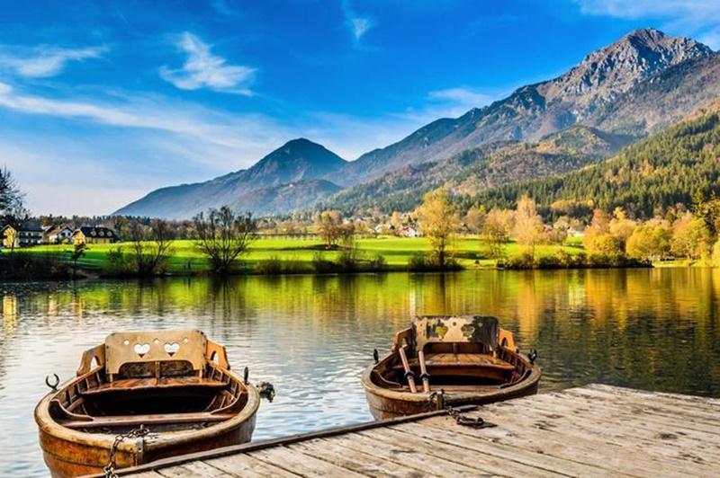 Осенние озера: 30 фотографий 0 145dce 7ad8b5e8 orig