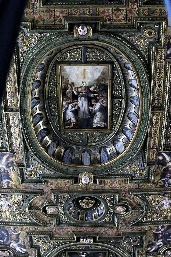 Naples. Church of San Gregorio Armeno (Chiesa di San Gregorio Armeno)