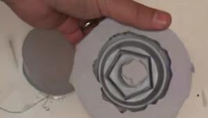 силиконовые формы и литьевой пластик 5