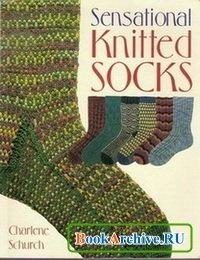 Книга Sensational Knitted Socks.