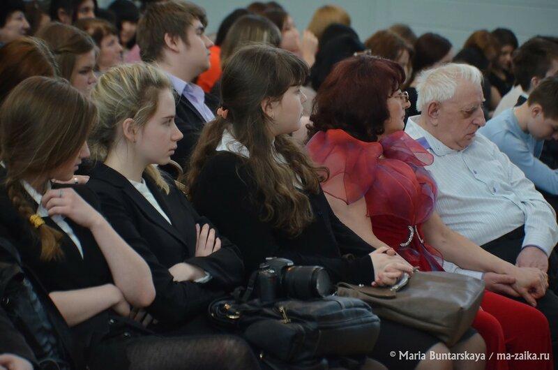 'Николай Палькин. Песнь русской души.', Саратов, областная библиотека, 02 апреля 2015 года