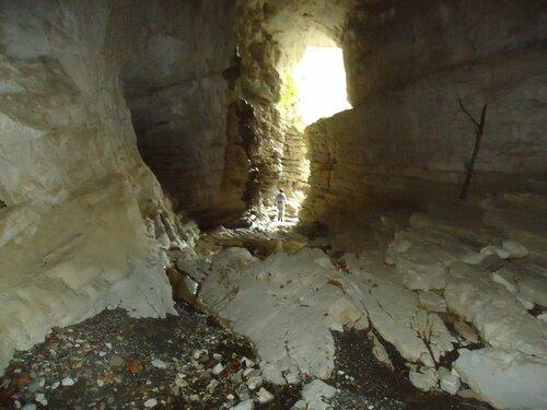 Спелеотур Воронцовские пещеры