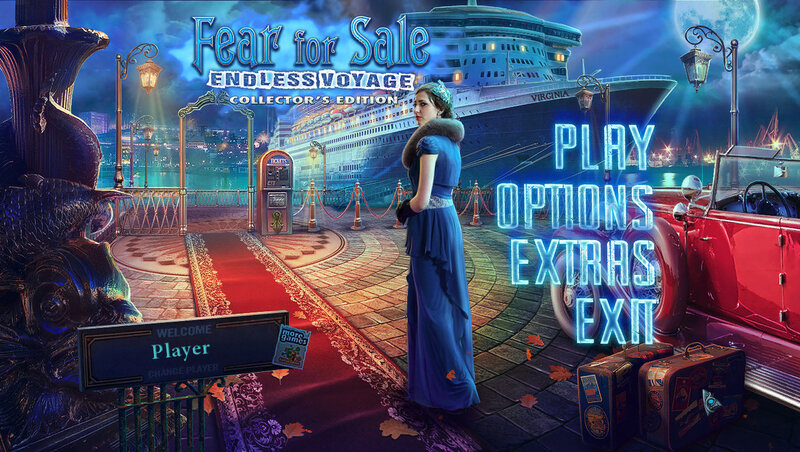 Fear for Sale: Endless Voyage CE