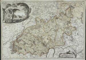 1797.  Феллинский уезд