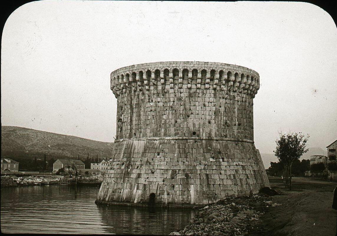 Трогир. Старая башня