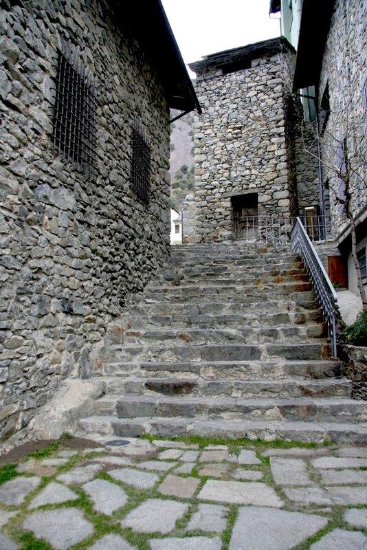 Дом долин в Андорра-ла-Велья