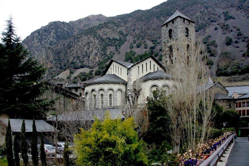 Церковь святого Стефана, Андорра-ла-Велья