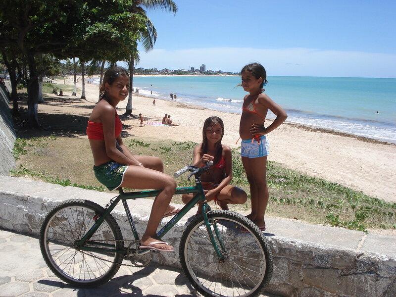 Маленькие бразилианки