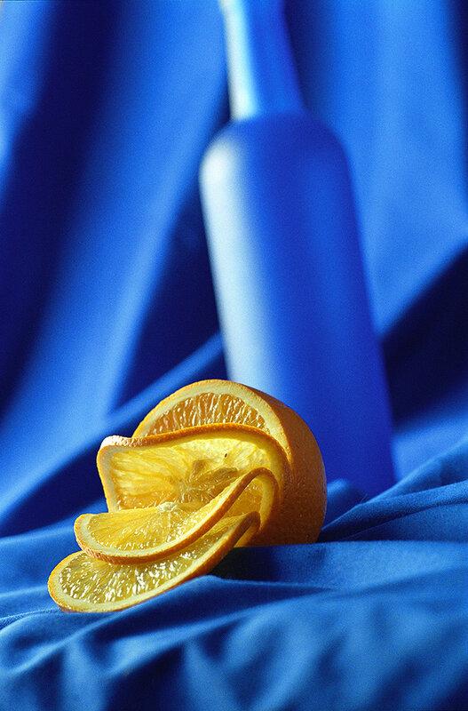 """Предпросмотр - Схема вышивки  """"Лимон и бутылка """" - Схемы автора  """"xelga134 """" - Вышивка крестом."""