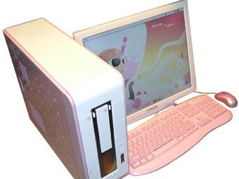 Компьютер для блондинок ОЛДИ
