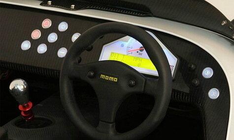 Caterham официально представил R500 Superlight