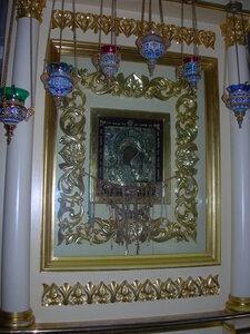 Казанская икона Божией Матери, Казань Крестовоздвиженский храм, фото: Апарышев.