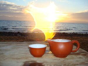 море чая