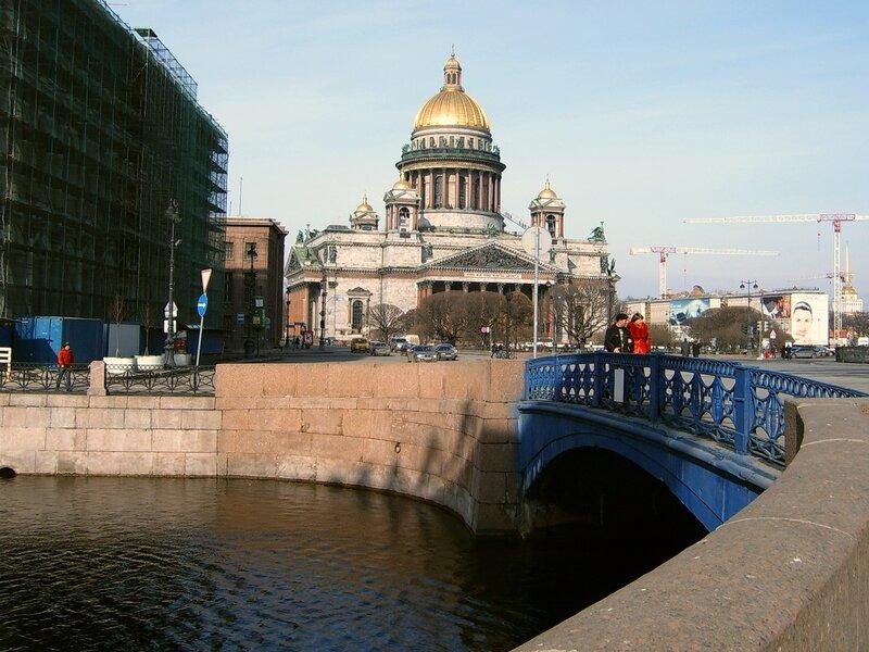 Широкий мост в санкт петербурге