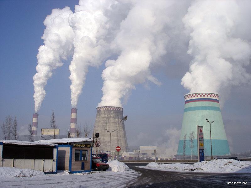 Пагубное влияние ТЭС на окружающую среду