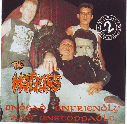 The Meteors - Discography ( 1981 - 2012 )