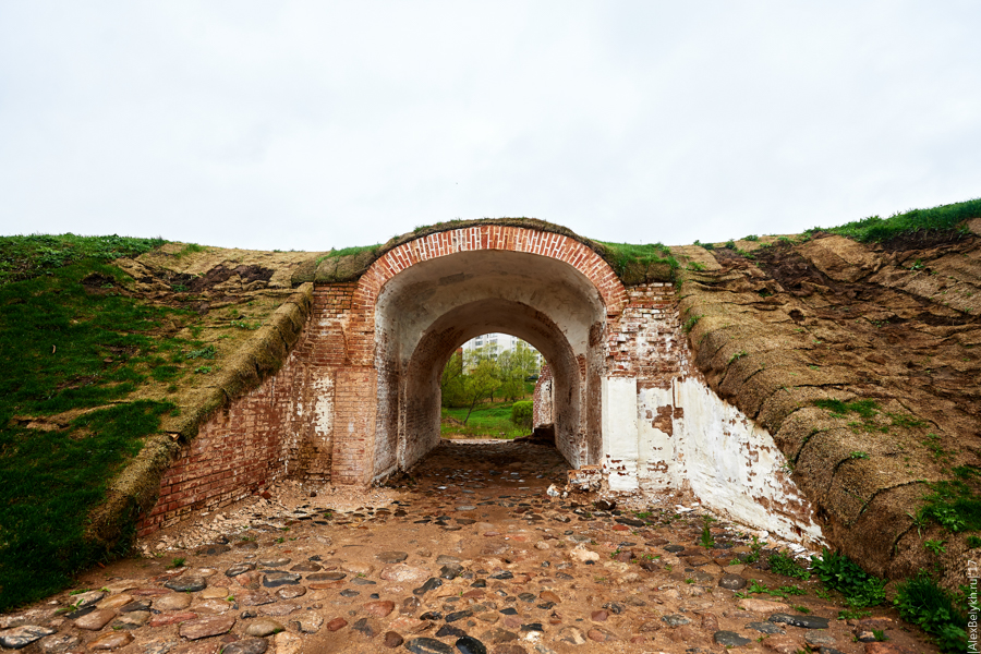 alexbelykh.ru, Великолукская крепость, крепость Великие Луки, крепости северо-запада, равелинные ворота