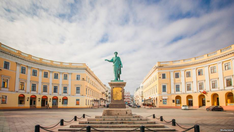 Суд отменил решение Одесского горсовета о переименовании ряда улиц