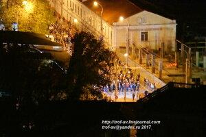 Огненное шествие в Керчи