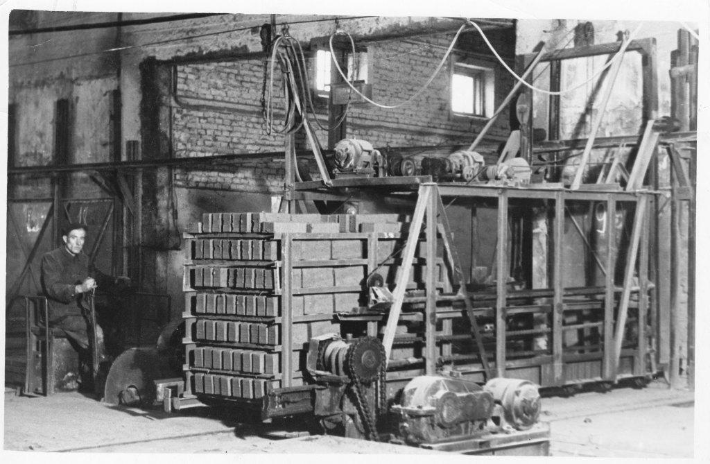 История промышленности России в фотографиях: ОАО «Стройполимеркерамика»