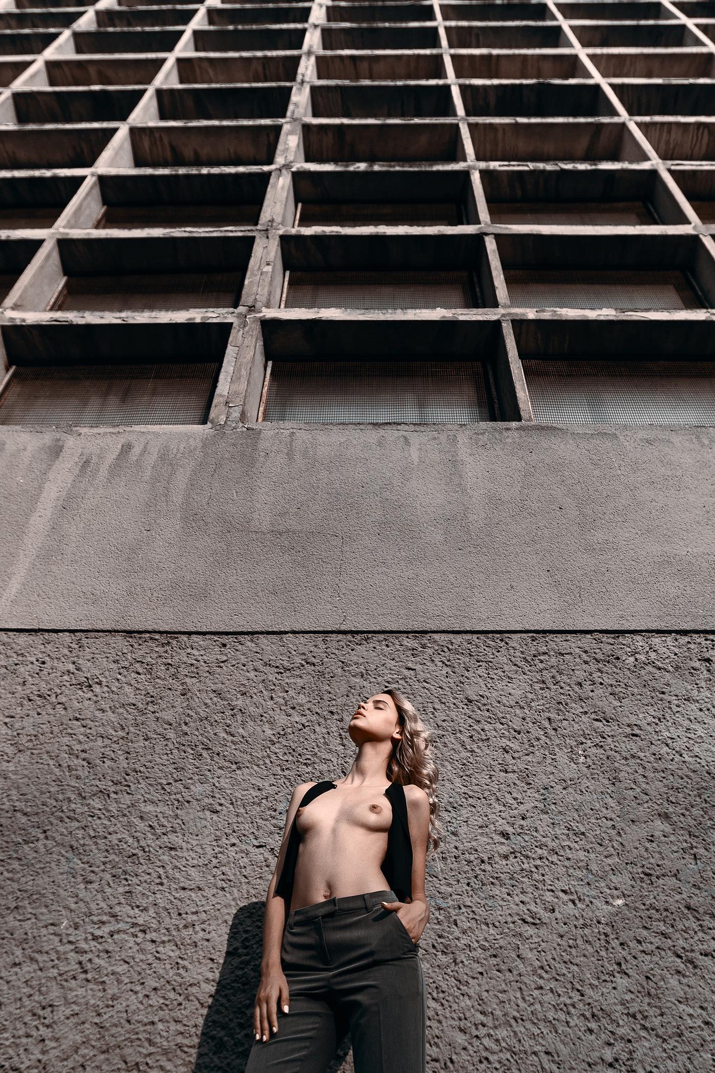 Лилит А / фотограф Вова Клевер