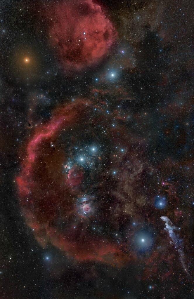 Будущее созвездия Орион