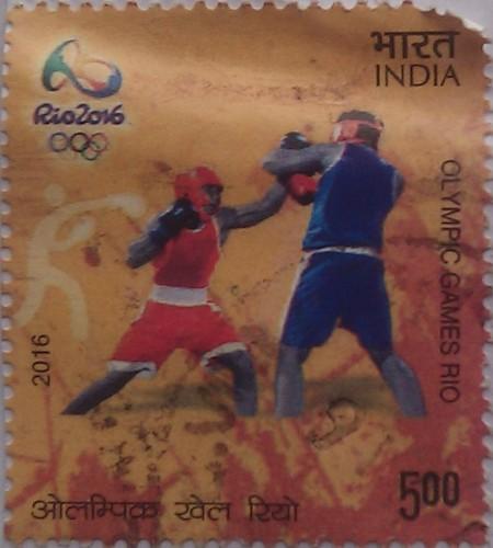 индия 2016 олимп в рио бокс 5.00