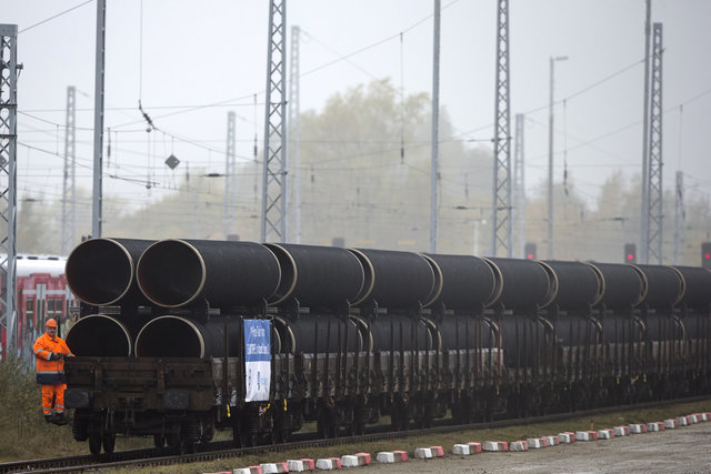Латвия озвучила причины отказа отучастия впроекте «Северный поток— 2»