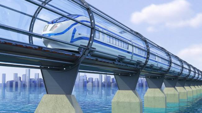 Минтранс планирует развивать Hyperloop в РФ