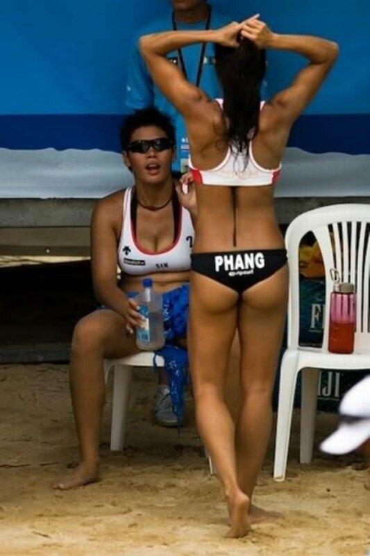 Почему мужчинам нравится женский спорт (фото перед сном)