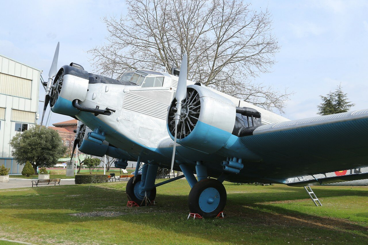 Музей авиации в Мадриде