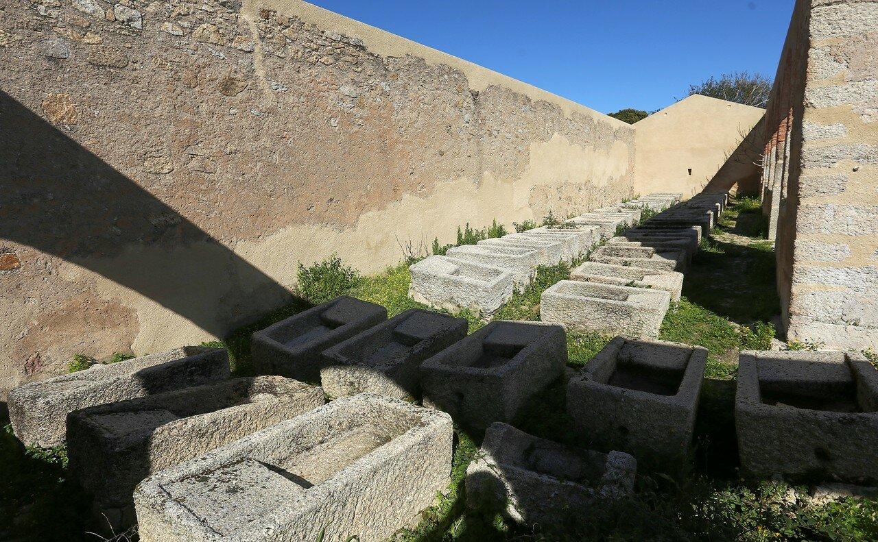 Trujillo, old laundry (Lavadero)