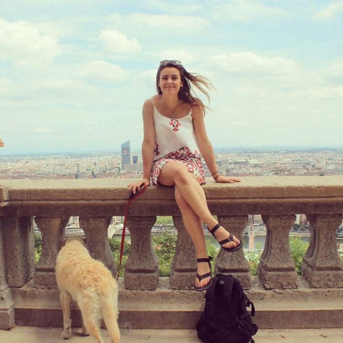 «Еще мне особенно понравился Брайтон в Великобритании и вся область Валле-д'Аоста в Италии: там неве