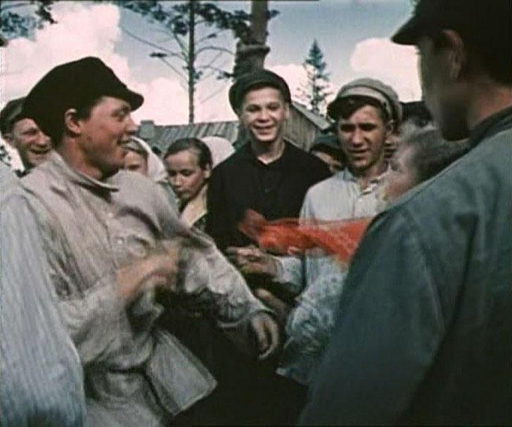 Вячеслав Невинный, 1957, «Коммунист» — крестьянин.