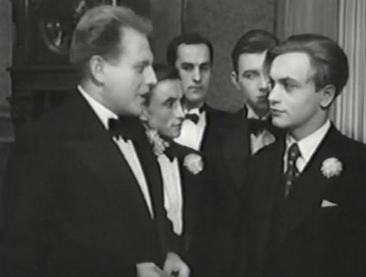 Владимир Зельдин, 1938, «Семья Оппенгейм» — гость.