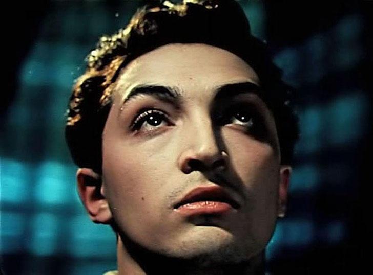 Михаил Козаков, 1956, «Убийство на улице Данте» — Шарль Тибо.
