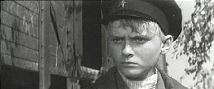 Борис Щербаков, 1963, «Мандат» — Глебка Прохоров, сын питерского рабочего, член продотряда.
