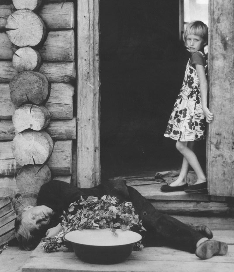 Воскресенье. 1965 год. Фотограф: Игорь Гневашев.