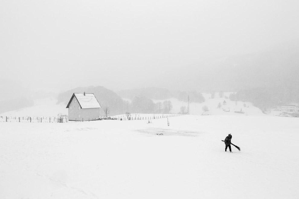 8. «Повседневная жизнь»: экстремальная экскурсия на машине в Дании. (Фото Asger Ladefoged   201