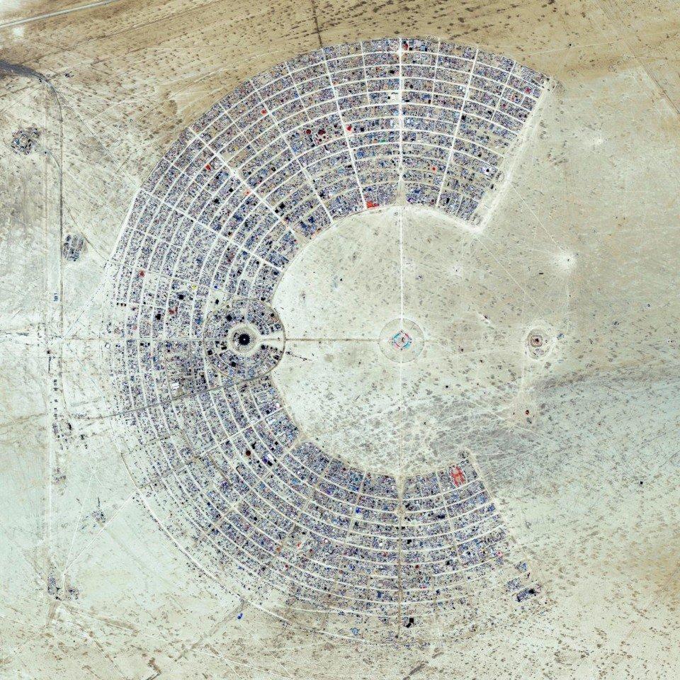Ошеломляющие спутниковые изображения, которые перевернут ваше представление о Земле (10 фото)