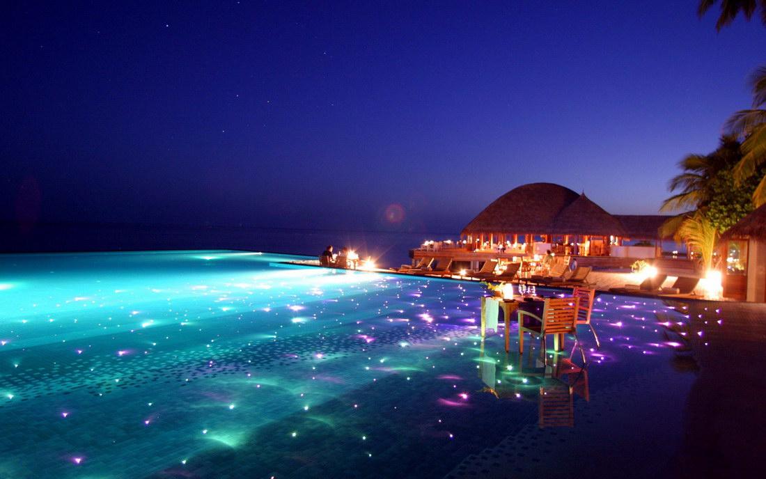 Отель Reethi Rah. Мальдивы