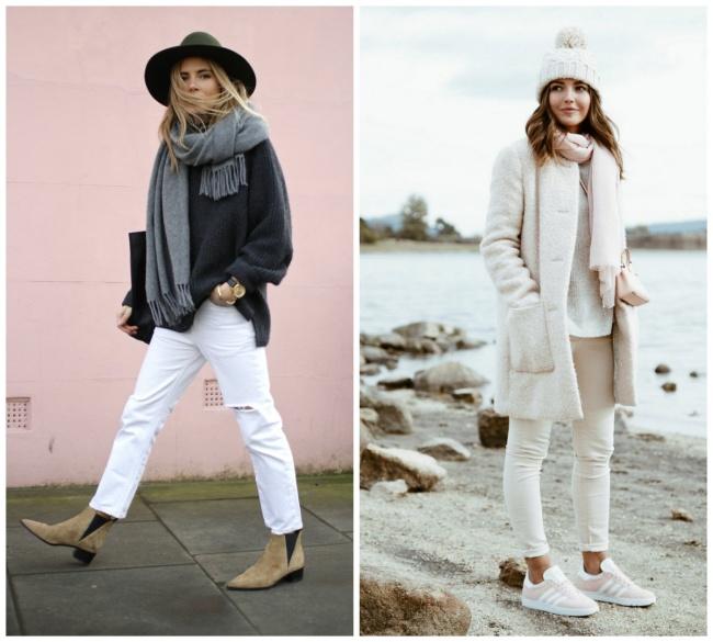 © fashionmenow  © lovely-pepa  Мыпривыкли считать белый летним цветом. Изря— такие ве