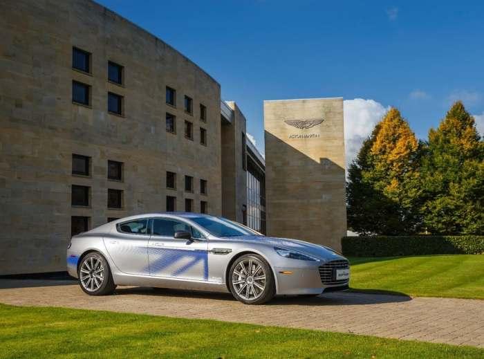 Новинка выйдет через два года. Представители Aston Martin заявили о том, что первый настоящий электр
