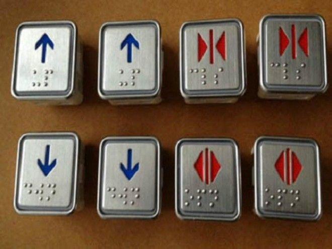 Так в лифтах передаются и цифры, и слова.