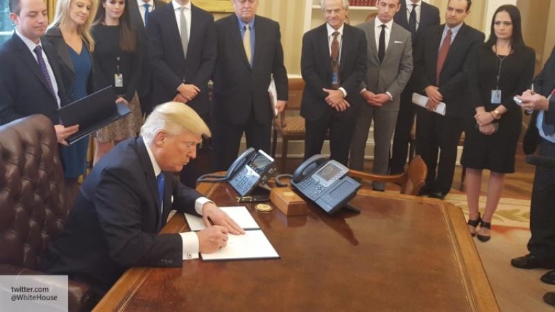 Трамп подпишет указ для «великой перестройки» вооружённых сил США