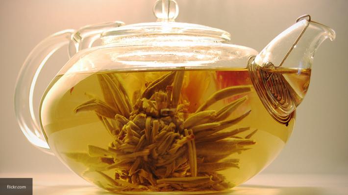 Мед. работники: Чай спасает отстарческого слабоумия