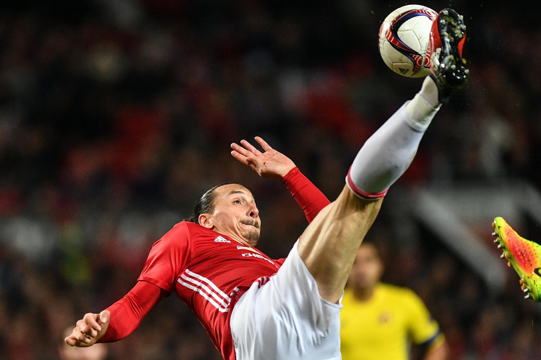 Ибрагимович устроил прощальный ужин для «Манчествер Юнайтед»
