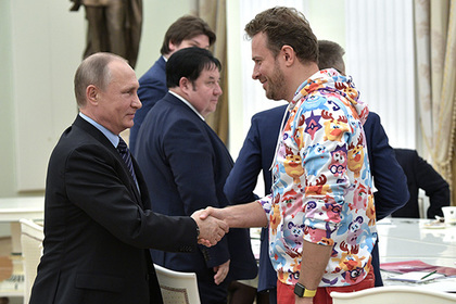 Путин: русская анимация заняла приличное место вмировом кинематографе