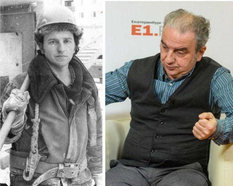 Владимир Шахрин - 57 лет