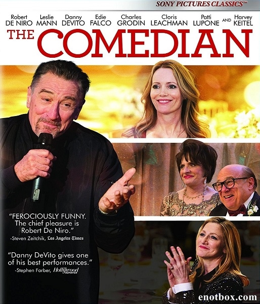 Комик / The Comedian (2016/WEB-DL/WEB-DLRip)